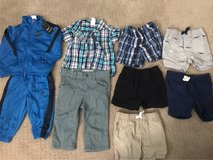 12 months baby boy clothes in Camp Pendleton, California