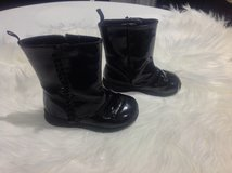 Black Toddler Girls Boots 6 in Fort Campbell, Kentucky