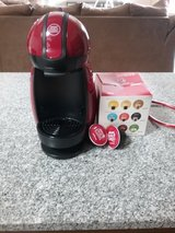 Nescafe Dolce Gusto coffee maker in Okinawa, Japan