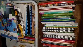 BOOKS-CURRICULUM-SCHOOL STUFF-HOMESCHOOL!!! in Ramstein, Germany