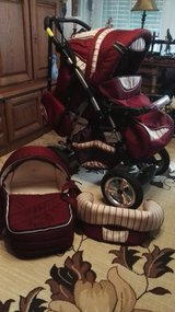 All weather safe stroller 2in1 in Ramstein, Germany