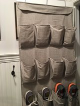 Like NEW Container Store Over-the-Door Shoe Storage: 20 Pocket in Naperville, Illinois
