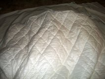 Full Size Quilted Mattress Cover in Alamogordo, New Mexico