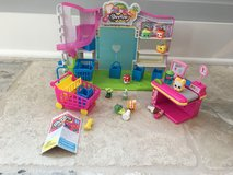 Shopkins Grocery Store / Supermarket Playset with Extras in Batavia, Illinois