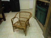 Wicker Toddler or Doll Chair in Wiesbaden, GE
