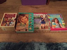 Collection of American Girl Doll Books in Orland Park, Illinois