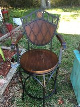 Swivel bar stool in Cleveland, Texas