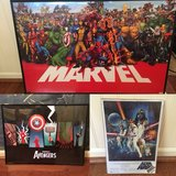 Vintage Marvel & Star Wars Posters in Conroe, Texas