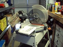 miter saw in Travis AFB, California