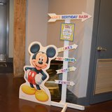 Over 100 Mickey/Minnie Mouse Themed Party Supplies - Listing #1 in New Orleans, Louisiana