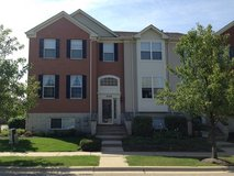 3 Bed - 2.5 Bath Townhouse for Rent (204 Schools, RT-59 Train) - Dec 1 in St. Charles, Illinois
