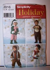 Sewing Pattern  Toddlers Costumes in Kingwood, Texas