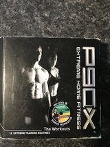P90X Extreme Home Fitness (The Workouts 12 Disc set) in Fort Polk, Louisiana