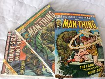 Comics: The MAN-THING Collection in Warner Robins, Georgia