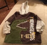 2T Hooded Shirt in Naperville, Illinois