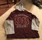 2T Hooded Top in Naperville, Illinois