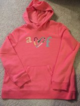 Girl's Abercrombie hoodie (15/16) in Plainfield, Illinois