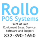 Rollo POS Systems (Point-of-Sale) in Houston, Texas