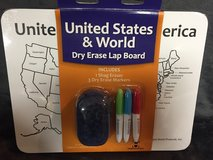 US and World Dry Erase Lap Board in Bolingbrook, Illinois