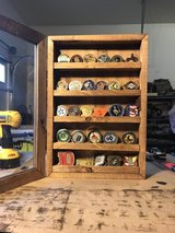 Custom Coin Holders Made in Fort Lewis, Washington