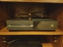 X-Box One WITHOUT Kinect, one controller in Fort Riley, Kansas