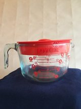 Glass measuring cup in Bolingbrook, Illinois
