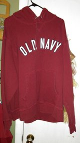 Old Navy hooded sweatshirt in Fort Campbell, Kentucky