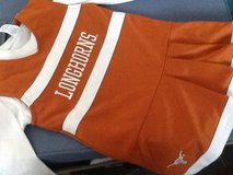 NWT Longhorns Cheer Outfit in Ramstein, Germany