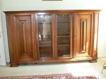 Antique cupboard and writing desk in Wiesbaden, GE