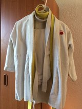 Judo suit 10-12 kids size in Spangdahlem, Germany