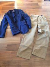 Boys dress set in Spangdahlem, Germany