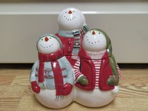 Snowman Cookie Jar in Fort Belvoir, Virginia