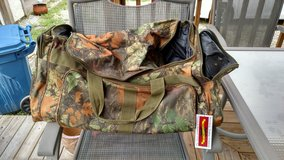 New hunting duffel bag in Camp Lejeune, North Carolina