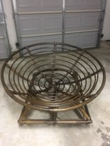 Papasan Rocking Chair - Frame Only in Kingwood, Texas