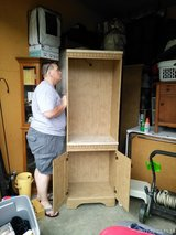 2 cabinets over 6ft tall in Fort Campbell, Kentucky