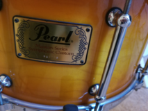 PEARL PROFESSIONAL SERIES SNARE DRUM in Beaufort, South Carolina