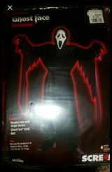 Scream Costume in Travis AFB, California