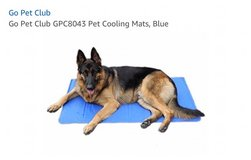 Pet Cooling Mat, Blue in Clarksville, Tennessee