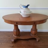 Oval table in Fort Campbell, Kentucky