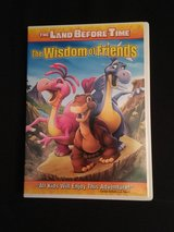 The land before time   the wisdom of friends DVD in Cherry Point, North Carolina