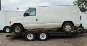 1999 Ford E-150 Van - Half Ton in The Woodlands, Texas