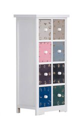 shabby chic colorfull cabinet in Ramstein, Germany