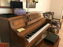 Upright Weber Piano in Sugar Grove, Illinois
