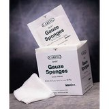 "NIB! ""Caring"" Woven STERILE Gauze Sponges – 4"" x 4""/8 ply - Box of 50 in Bolingbrook, Illinois"
