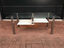 Couch Table - Glass in Ramstein, Germany