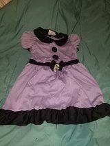 Skull dress costume size medium in Leesville, Louisiana