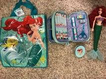 Litlle Mermaid collection in Bolingbrook, Illinois