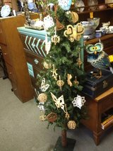 Assortment of hand made decorations in Fort Campbell, Kentucky