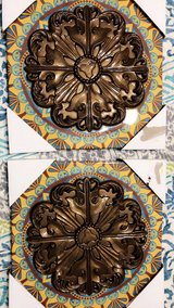 2 NIP 3D medallion canvases in Clarksville, Tennessee