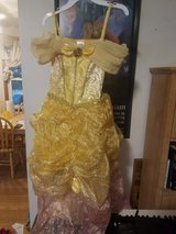 Beauty and the Beast Belle Disney Store Dress halloween costume in Hopkinsville, Kentucky